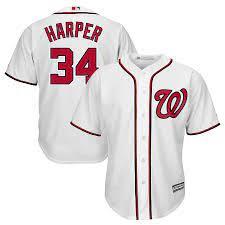 Washington Nationals Bryce Harper ...