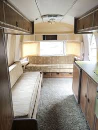 Airstream Interior Design Minimalist Cool Inspiration
