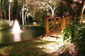 feature lighting ideas. Water Features Such As This One Take On A Personality All Their Own With  The Addition Feature Lighting Ideas