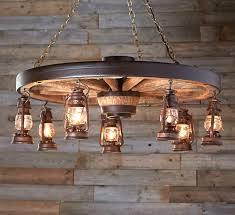 wagon wheel light fixture diy new 47 best rustic chandeliers images on
