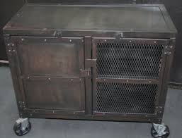 industrial media furniture. small industrial media cabinet furniture a