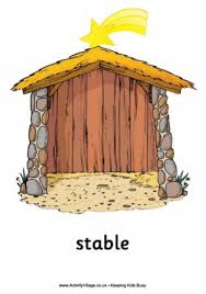 nativity stable clipart. Modren Nativity Nativity Poster  The Stable With Clipart L