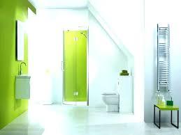 green bathroom accessories seafoam set