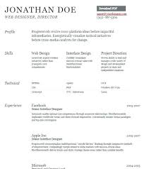 Resume Templates Free Download Doc Best Of Resume Templates Word 24 Innovative Formats 24 Creative Design