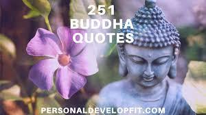 251 Buddha Quotes Siddhartha Gautama Buddha Quotes
