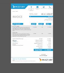 Invoice Template Generator And Pdf Invoice Generator Free Invoice