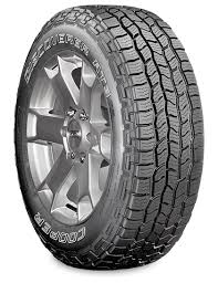 Cooper Tire Psi Chart Discoverer At3 4s All Terrain Tire Cooper Tire
