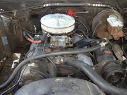 engine wiring vacuum connections gm square body 1973 1987 hated that air cleaner so i went back to stock