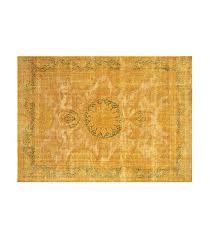 chairish vintage persian overdyed rug 13200 3947