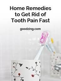 exposed tooth nerve pain home remedies