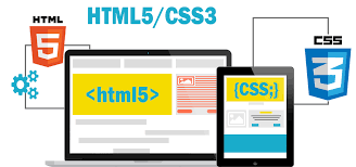 HTML Bootstrap Website Design, Mobile App and Development Service