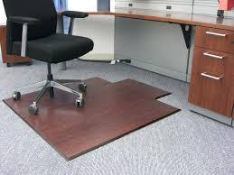 clear desk mat plastic computer