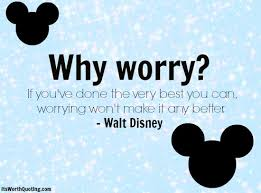 Quotes About Worrying Custom Worry Quotes