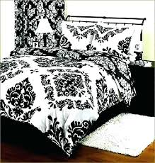 charter club comforter black and white damask bedding target designs king an macys down