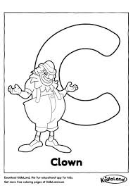 Click on any picture below to start coloring. Download Free Alphabet Coloring C And Educational Activity Worksheets For Kids Kidloland Com
