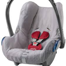 maxi cosi summer cover for cabriofix and citi sps cool grey