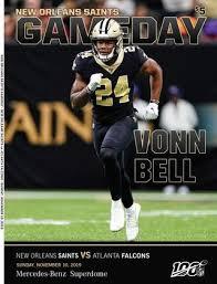 New Orleans Saints Gameday New Orleans Saints Vs Atlanta