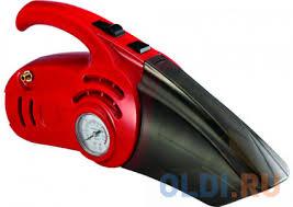 Автомобильный компрессор с пылесосом <b>ZIPOWER</b> PM 6510 15л ...