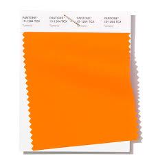 Pms Orange Color Chart Color Intelligence Fashion Color Trend Report New York