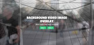 Background Video Image Overlay Divi Soup