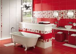 Image Ideas Digsdigs Home Decoration 39 Cool And Bold Red Bathroom Design Ideas Home Decoration