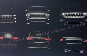 2018 jeep wagoneer. fine jeep leaked photos of nextgen 2018 jeep wrangler 2019 grand wagoneer emerge  after dealer presentation throughout jeep wagoneer