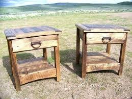 rustic end tables diy rustic end tables surprising mirror rustic end tables in minimalist uptown rustic rustic end tables diy