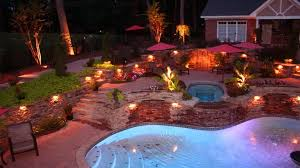 diy garden lighting ideas. Garden Lighting Ideas Outdoor Wall Uk Design South Africa Landscaping Pictures Diy