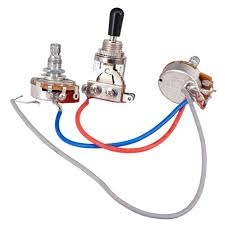 custom guitar wiring harness electric guitar wiring harness kit 3 electric guitar wiring harness custom guitar wiring harness electric guitar wiring harness kit 3 way toggle switch 1 volume 1