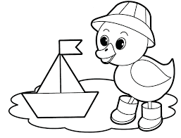 Animal Coloring Pages For Preschoolers Animal Coloring Pages