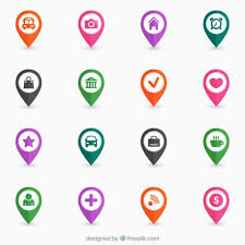 Map Pins Vectors Photos And Psd Files Free Download