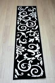 white runner rug black and white runner rug black and white runner rug home goods rugs