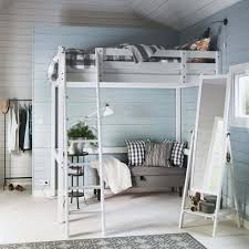 white bedroom furniture ikea. Ikea Bedroom Furniture White. Ideas A White With Stor Loft Bed Emmie E