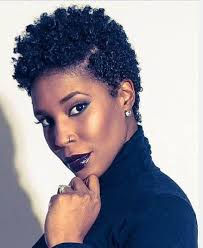 natural short curly hairstyle with black hair color blackwomen men shoulderlength curly asian haircut simple thick nice