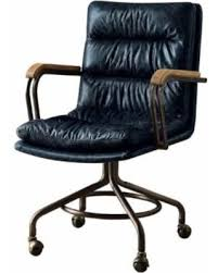 Vintage office chairs for sale Furniture Hedia Topgrain Leather Office Chair Vintage Blue Better Homes And Gardens Snag This Hot Sale 18 Off Hedia Topgrain Leather Office Chair