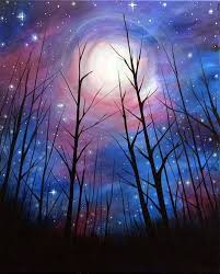 Image result for sad autumn moon images