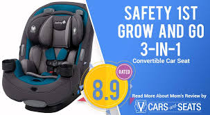safety 1st grow and go 3 in 1 convertible car seat mom s review