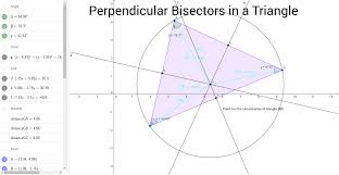 besides Angle Bisector   Perpendicular Bisector   GeoGebra also Bisectors of Triangles   Wyzant Resources moreover Perpendicular Bisectors   Read     Geometry   CK 12 Foundation furthermore IXL   Identify medians  altitudes  angle bisectors  and furthermore Intro to angle bisector theorem  video    Khan Academy likewise ShowMe   perpendicular bisector furthermore Geometry Chapter 5 Relati as well Median  Altitude  and Angle Bisectors of a Triangle   Video moreover Angle Bisector Perpendicular Bisector Geogebra adding worksheets additionally Constructions for Perpendicular Lines Students are asked to. on perpendicular and angle bisectors worksheet
