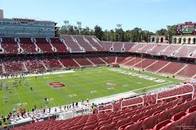Stanford Stadium Seating Chart Stanford Stadium Section 235 Rateyourseats Com