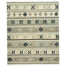 flat woven area rugs made in aqua and ink flat woven area rug jute wool