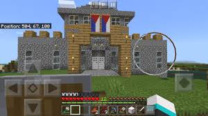 The new flag for my Minecraft castle ...
