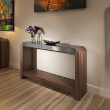 contemporary entryway furniture. Charming Contemporary Entryway Furniture Interior Style By Wood And Metal Tables.jpg Design Ideas