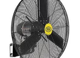 fans wall fans outdoor oscillating wall mounted fan 24 in diameter 3 10hp 7700cfm 292450