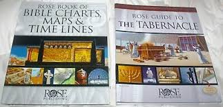 The Baker Book Of Bible Charts Maps And Time Lines New