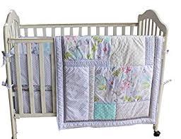 promotion 9pcs baby crib set new arrival bedding sets cotton cartoon nice lovely design 4bumper sheet pillow duvet