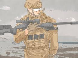 Marines Scout Sniper Requirements How To Become A Marine Sniper With Pictures Wikihow