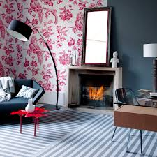 Wallpaper Living Room Living Room Colour Schemes