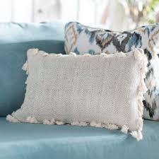 tassel throw pillow. Modren Throw Charleena Moroccan Tassel Cotton Lumbar Pillow In Throw