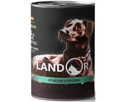 ГороДрузей. Полный каталог. . <b>LANDOR SENIOR</b> DOGS LAMB ...