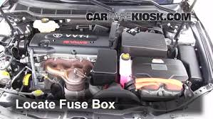 blown fuse check 2007 2011 toyota camry 2010 toyota camry le 2 5 blown fuse check 2007 2011 toyota camry 2010 toyota camry le 2 5l 4 cyl
